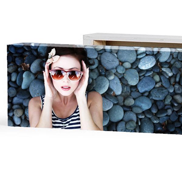 Stampa su tela con telaio cover personalizzate stampa for Personalizzate case con telaio