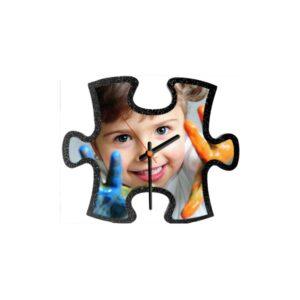 orolo da parete personalizzata puzzle