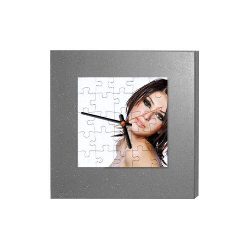 orologio da parete quadrato 30x30