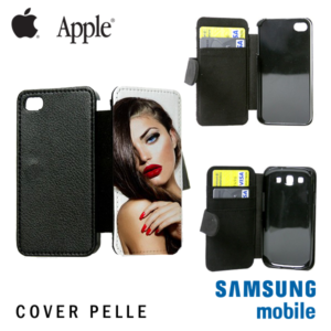 Cover in Pelle