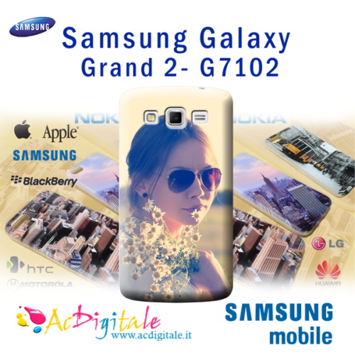 cover personalizzata Galaxy Grand 2 G7102
