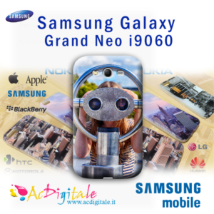 Cover personalizzata Galaxy Grand ne i90601