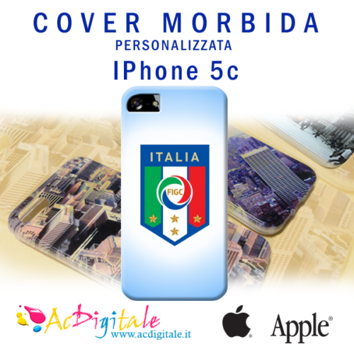 cover personalizzata iPhone 5 c