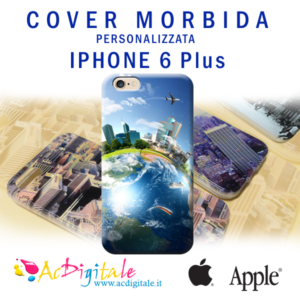 cover personalizzata iphone 6 plus