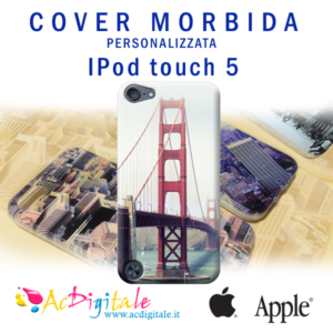 cover personalizzata ipod touch 5