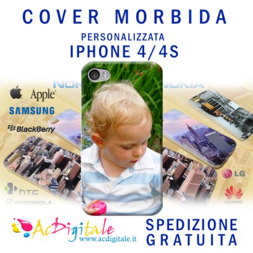 cover personalizzata iphone 4