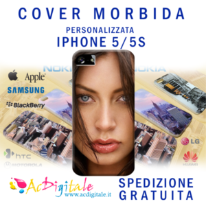 cover personalizzata iPhone 5 /5s