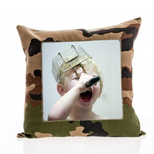 cuscino mimetico personalizzato