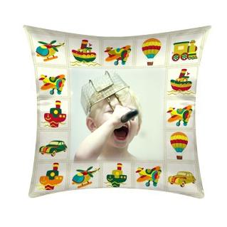 cuscino personalizzato bambini fantasy