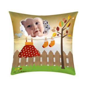 Personalizza un cuscino per bambini
