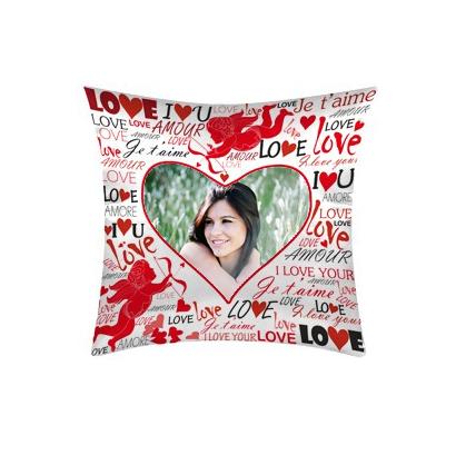 cuscino personalizzato cupido