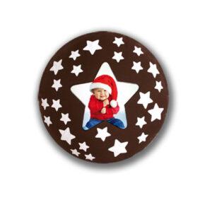 Crea cuscini pan di stelle personalizzati con la tua fotografia