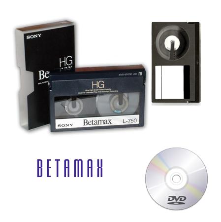 riversamento cassette betamax su dvd