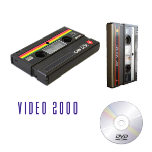 Riversamento da Video 2000 a dvd video