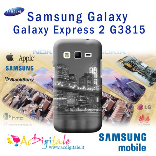 cover personalizzata samsung express 2
