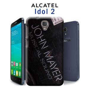 cover personalizzata idol 2 alcatel