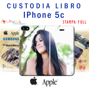 cover e custodie personalizzate iPhone 5c