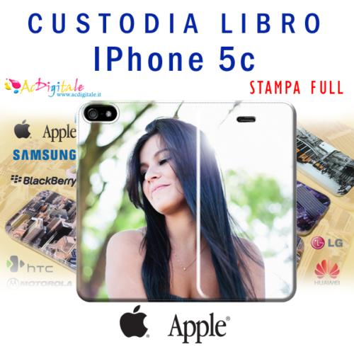 cover e custodie personalizzate iPhone 5c