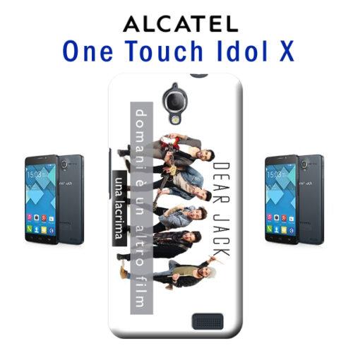 cover personalizzata idol X