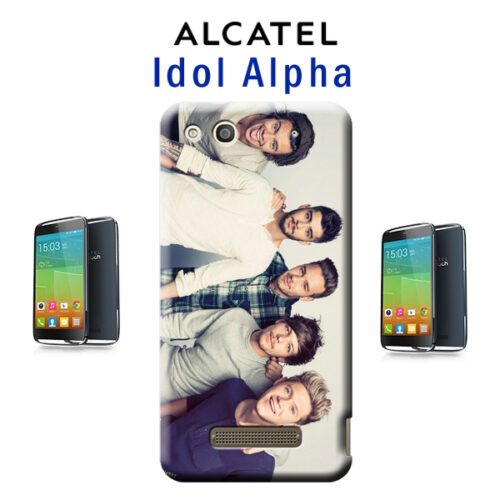 cover personalizzata idol alpha