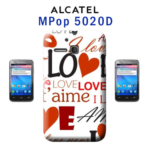 cover personalizzata One Touch MPop 5020D
