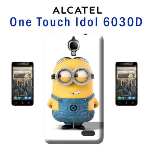 cover personalizzata One Touch Idol 6030D