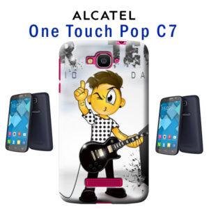 cover personalizzata pop c7