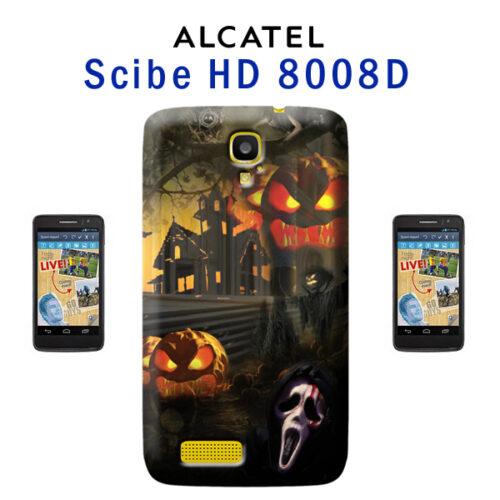 cover personalizzata One Touch Scibe HD 8008D
