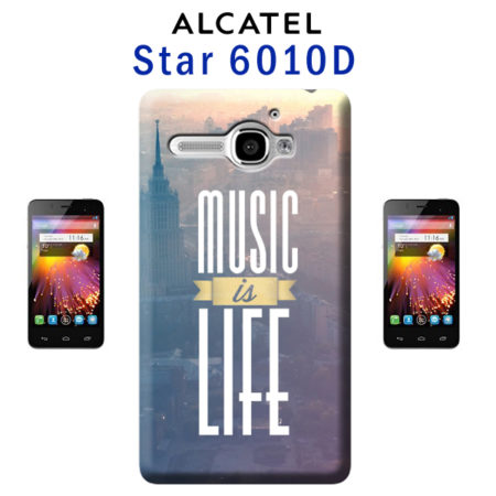cover personalizzata One Touch Star 6010D