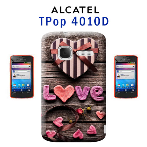 cover personalizzata One Touch TPop 4010D