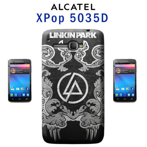 cover personalizzata One Touch XPop 5035D