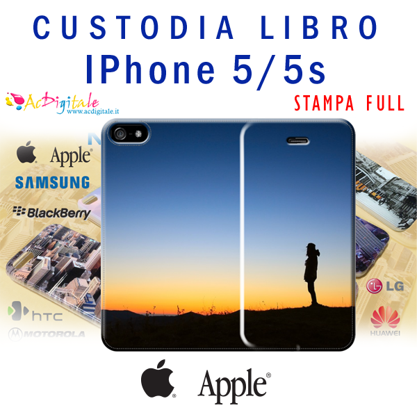 Crea custodia a libro o flip cover per iPhone XS  AcDigitale