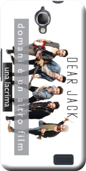cover personalizzata idol x dear jack