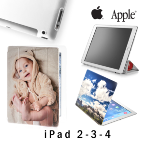 custodia smart cover personalizzata per iPad 2, 3 , 4