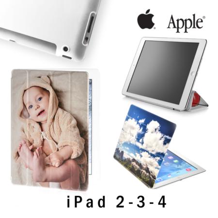 custodia smart cover personalizzata per iPad 2, 3 , 4