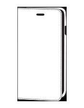 cover-custodia libro Iphone 5c