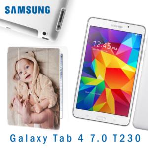 smart cover personalizzata Tab 4 7.0