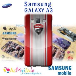 cover personalizzata Galaxy A3