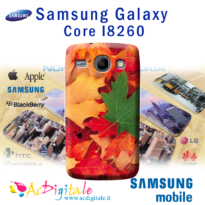 cover personalizzata galaxy Core I8260