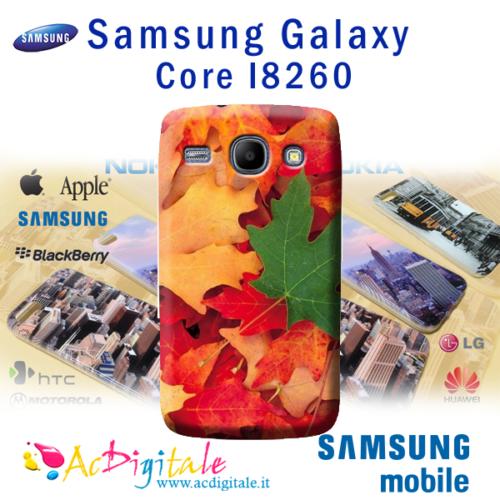 cover personalizzata galaxy Core I8260