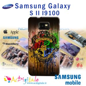 cover personalizzata Galaxy S II