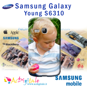 cover personalizzata Galaxy Young S6310