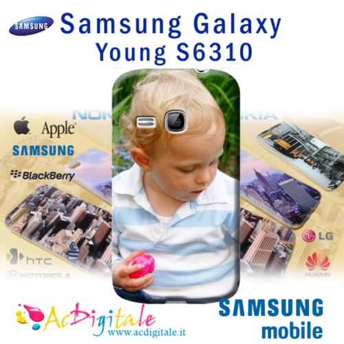cover personalizzata Galaxy Young S6310