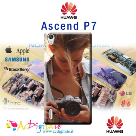 cover personalizzata ascend p7