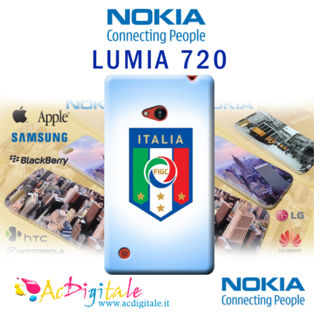 cover personalizzata Nokia Lumia 720
