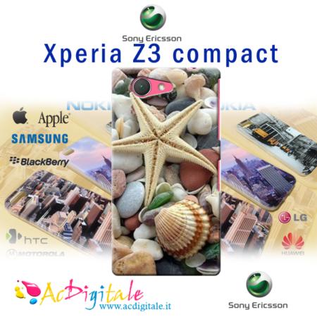 Sony Xperia Z3 compact - Cover personalizzata