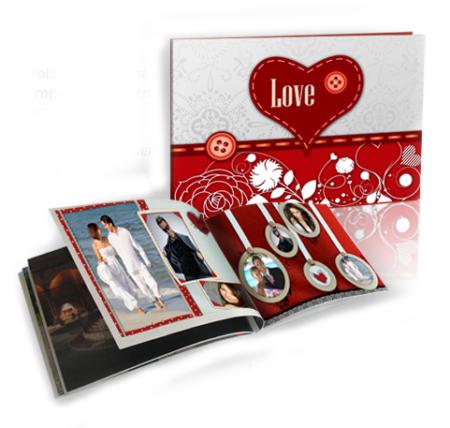 fotolibro love personalizzato