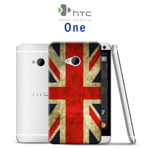 cover personalizzata HTC One (M7)
