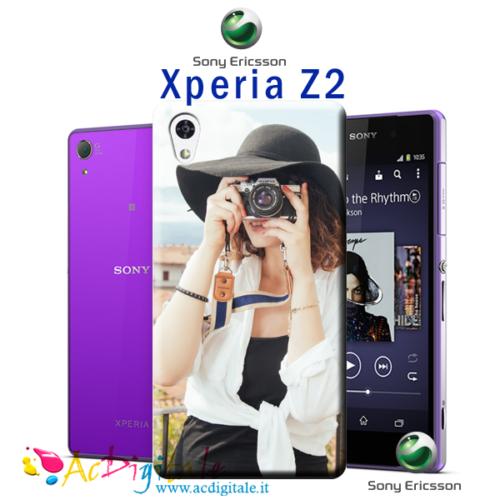 cover personalizzata Xperia Z2