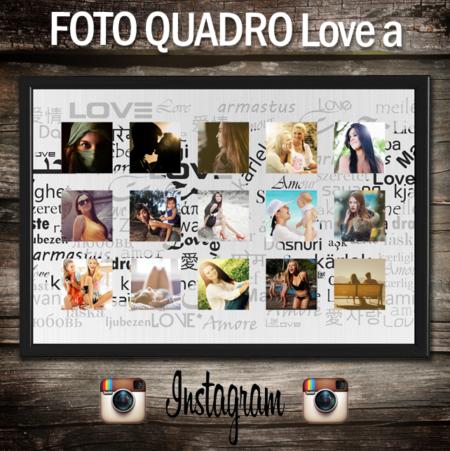 crea poster con le tue foto di instagram